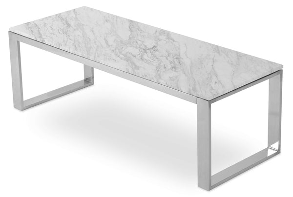 Calvin Marble Coffee Condo Table