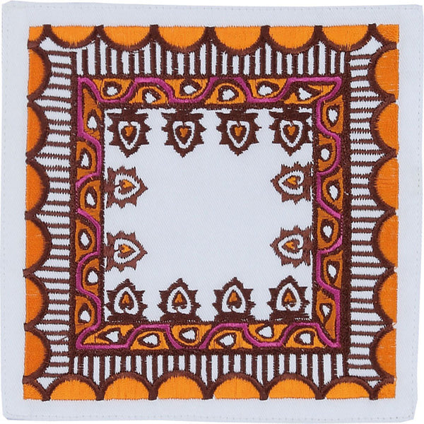 Terranea Napkin - Orange