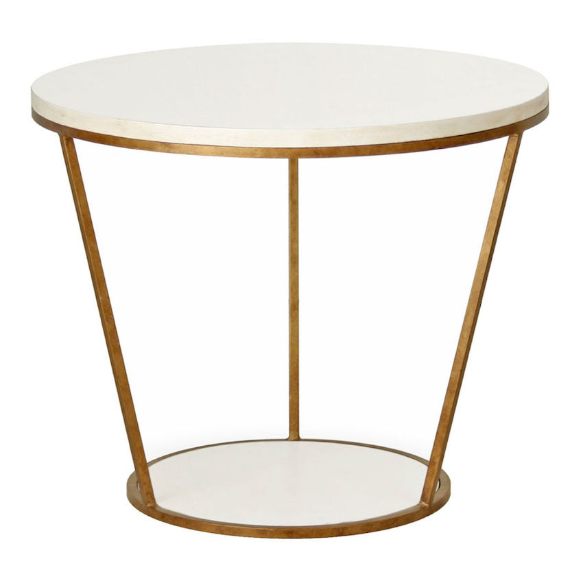 Blair Round Side Table