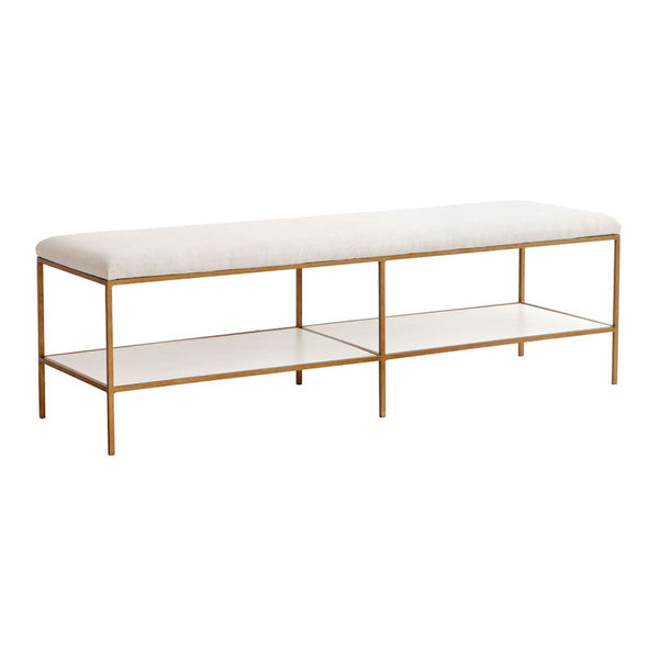Emerson Upholstered Bench