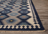 Anatolia Rug-Patriot Blue & Atmosphere