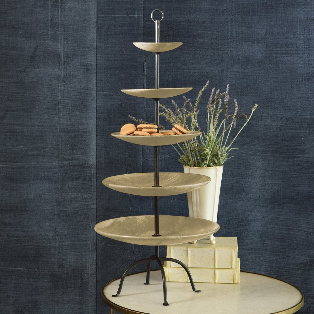Tristan 5-Tiered Stand