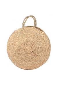 Round Moroccan Bag