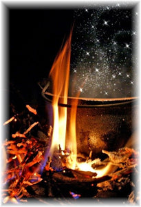 Defining Witchery My Way... One Step at a Time.... A Fireside Chat