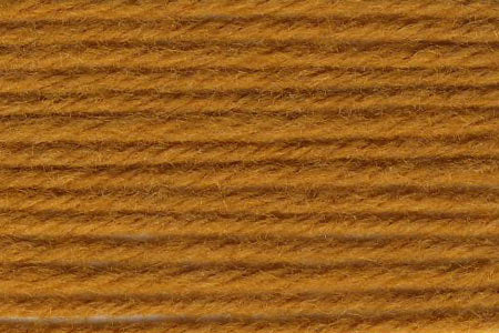 Deluxe Worsted Wool Yarn ~ Gold Spice - 12182
