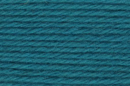 Deluxe Worsted Wool Yarn ~ Teal Viper - 12176