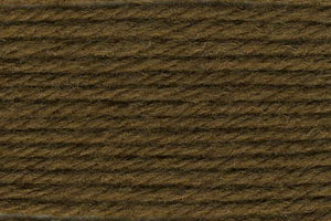 Deluxe Worsted Wool Yarn ~ Bronze Brown - 12181