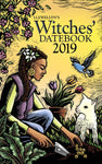 2019 Witches Datebook Planner by Llewellyn