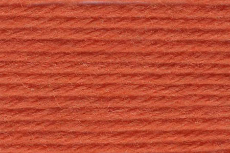 Deluxe Worsted Wool Yarn ~ Tangerine Orange Flash - 12256
