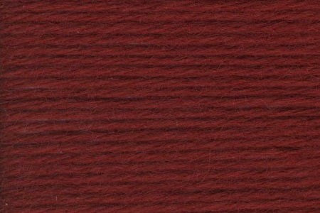 Deluxe Worsted Wool Yarn ~ Cranberry Red - 12268