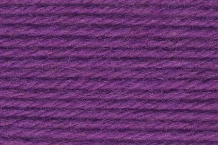 Deluxe Worsted Wool Yarn ~ Violet Glow - 12236