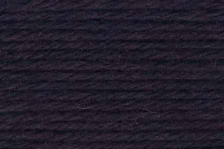 Deluxe Worsted Wool Yarn ~ Purple Anthracite - 12171