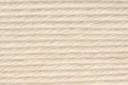 Deluxe Worsted Wool Yarn ~ Pulp White - 12257