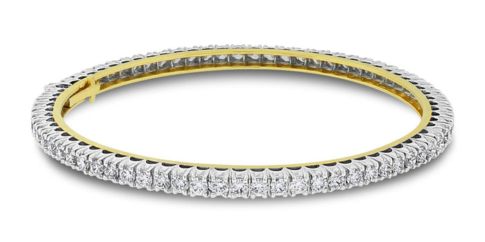 Forever Diamond Bangle (5.05 ct)