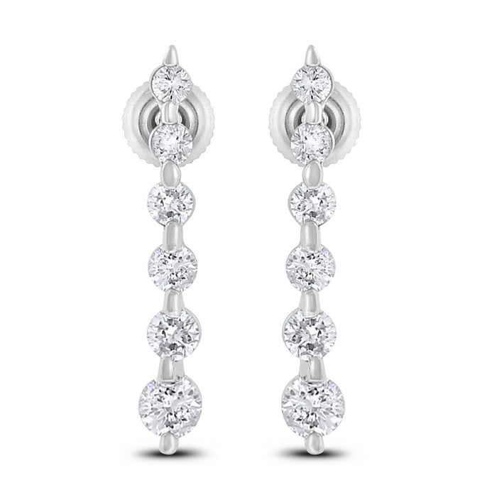 Journey Heritage Earrings (2.06 ct)