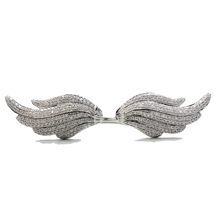 Angel Wings Ring (1.01 ct)