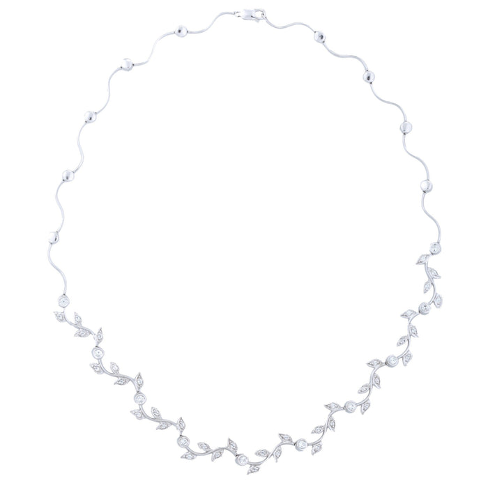 Grape Vine Necklace (1.25 ct)