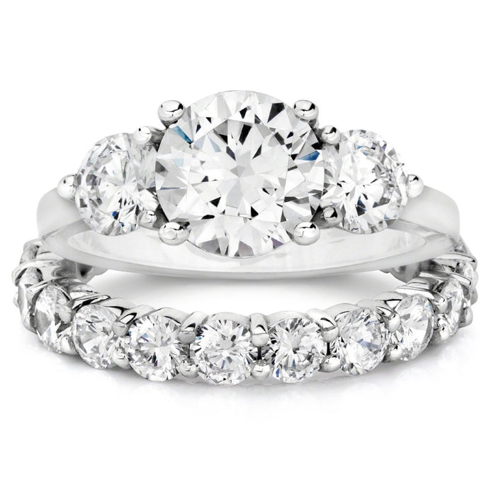 Diamond Eternity Band (0.10 ct Each)