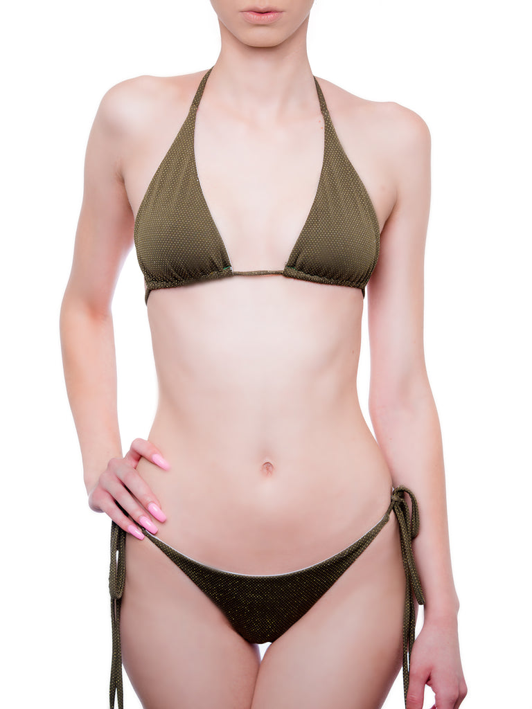 ESSENTIAL TRIANGLE Set - Amazonian Olive