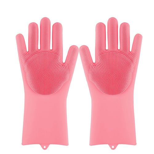 GANTS EN SILICONE MULTIFONCTION - CLEANY™