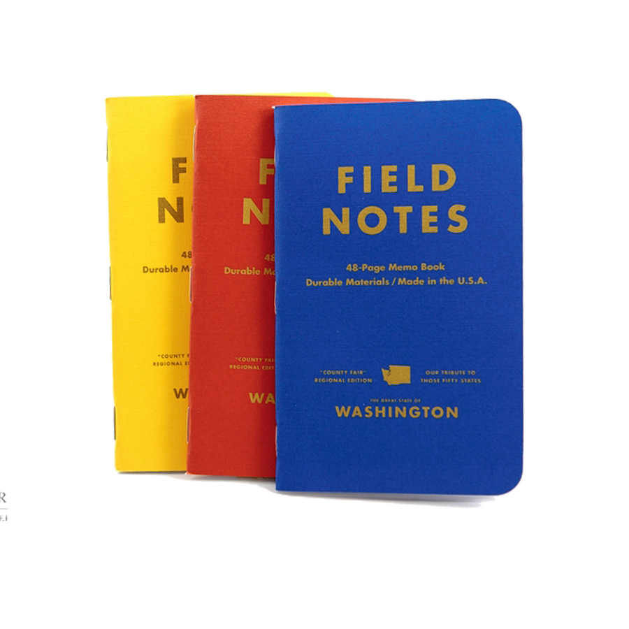 Field Notes State Edition 3-Pack