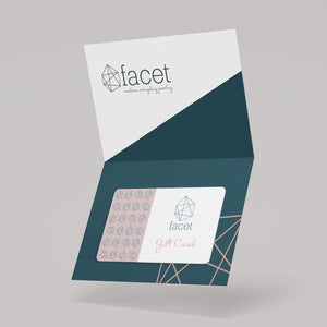 Facet Gift Card