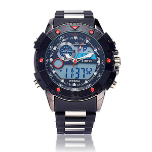 STRYVE© Waterproof Military Digital Watch