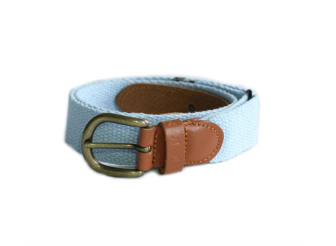 PALE BLUE BELT