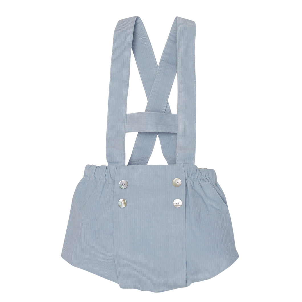 PALE BLUE MAXIMINO DUNGAREES