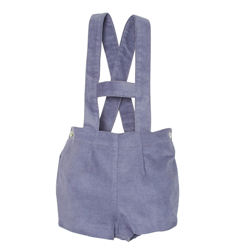 BLUE GREGORIO DUNGAREES