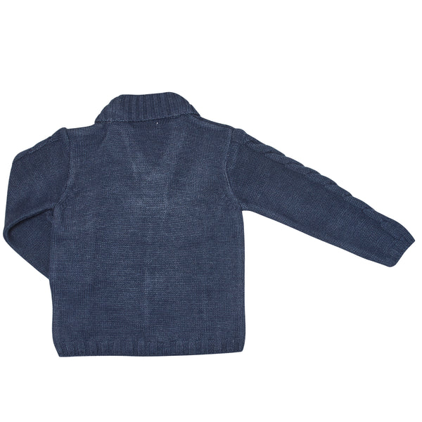 BLUE RUFO JUMPER