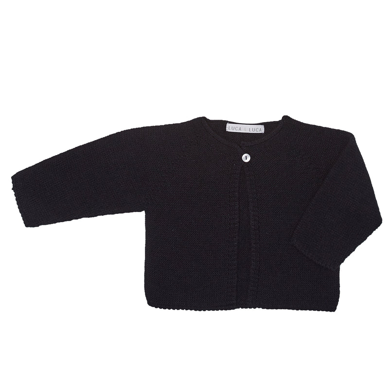 DARK NAVY SERRANO CARDIGAN