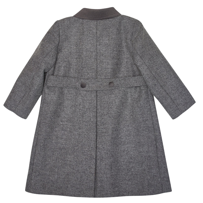 GREY CADOGAN OVERCOAT