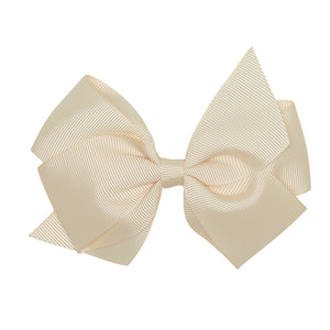 LUCA & LUCA cream extra large bow