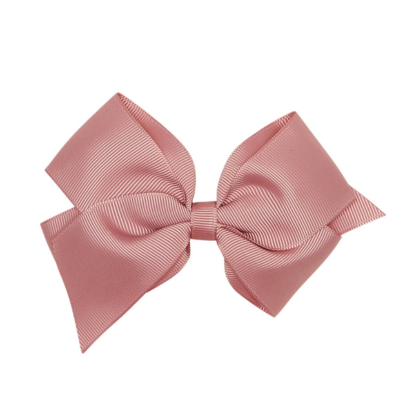 LUCA & LUCA dusty pink extra large bow
