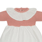 LUCA & LUCA Pink Dora dress zoom