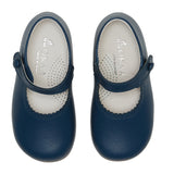 LUCA & LUCA iris blue Mary Janes shoes