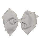 LUCA & LUCA light grey extra large bow