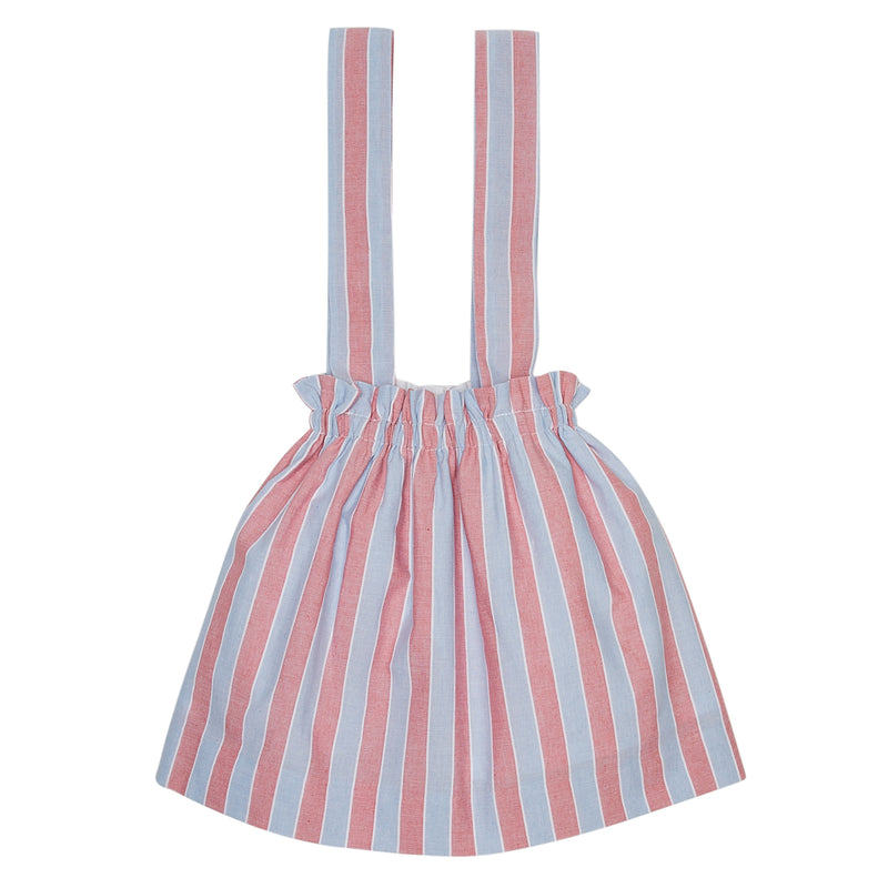 LUCA & LUCA striped skirt