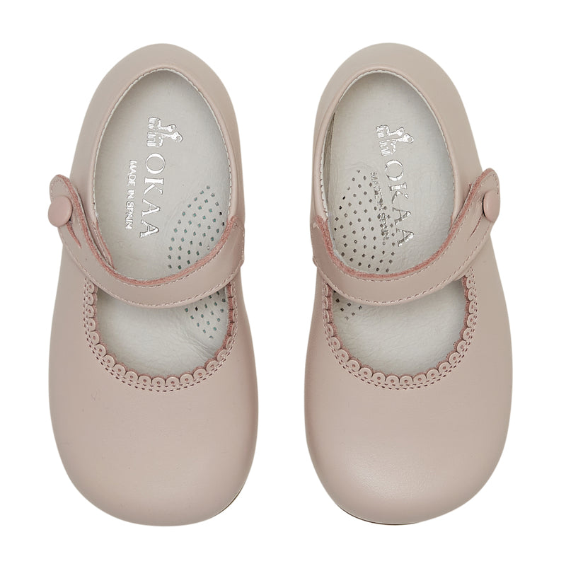 LUCA & LUCA pink Mary Jane shoes