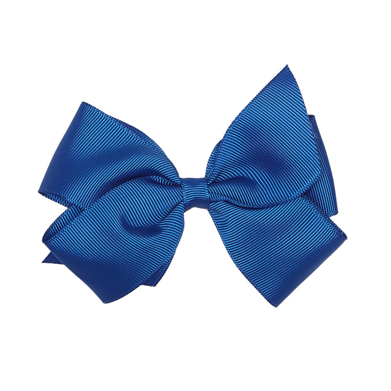 ROYAL BLUE EXTRA LARGE BOW
