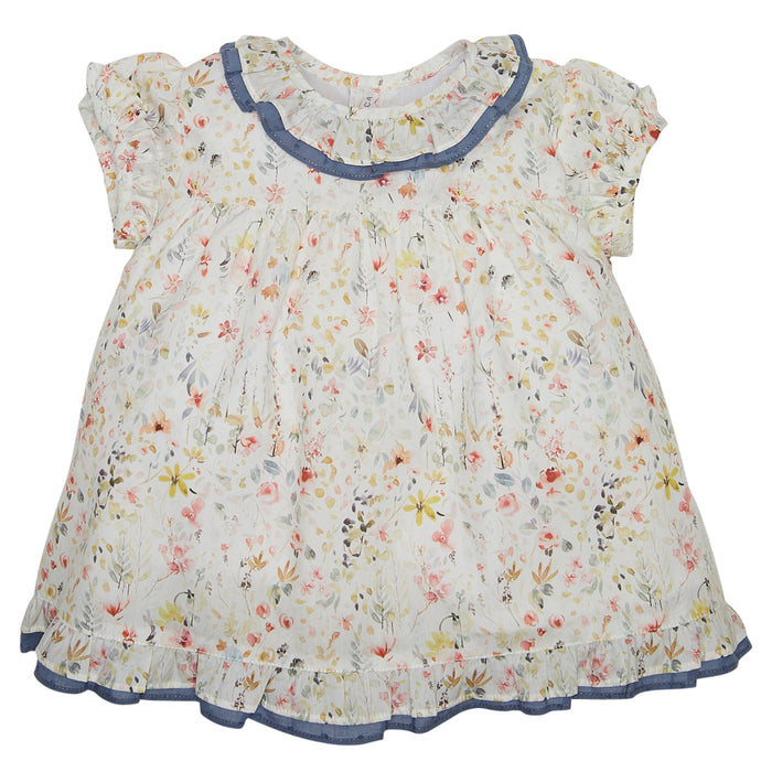LUCA & LUCA watercolour dress and bloomers