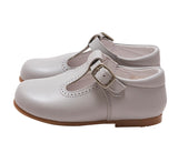 LUCA & LUCA grey t-bar shoes