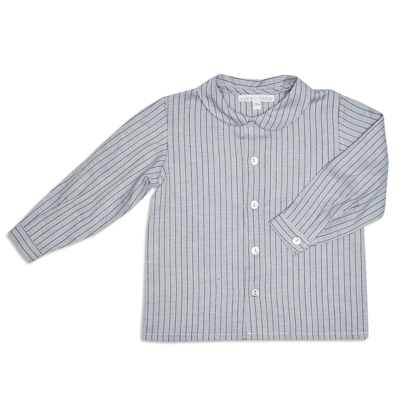 ORENCIO SHIRT WITH COLLAR