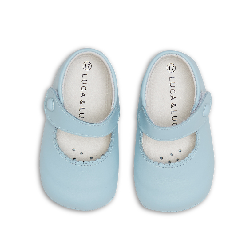 LUCA & LUCA mary jane pram shoes