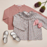 LUCA & LUCA girls blouse