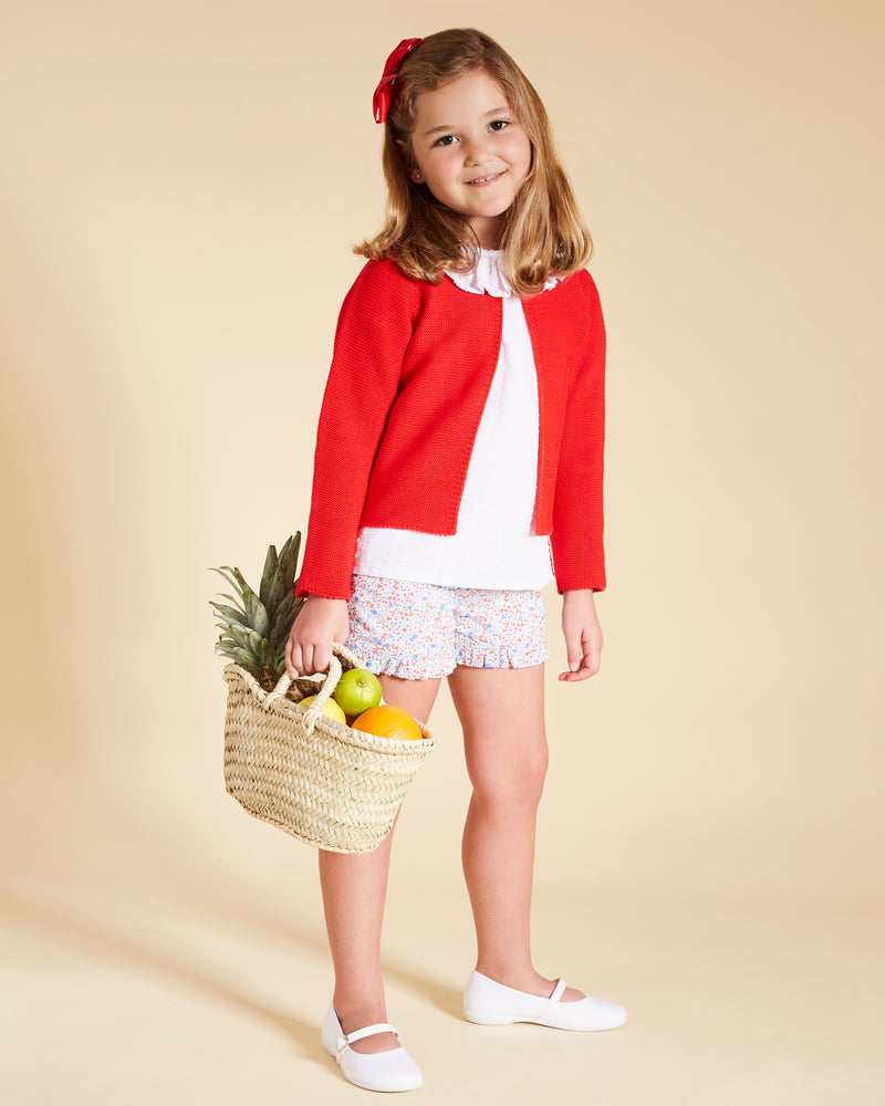 LUCA & LUCA girl blouse