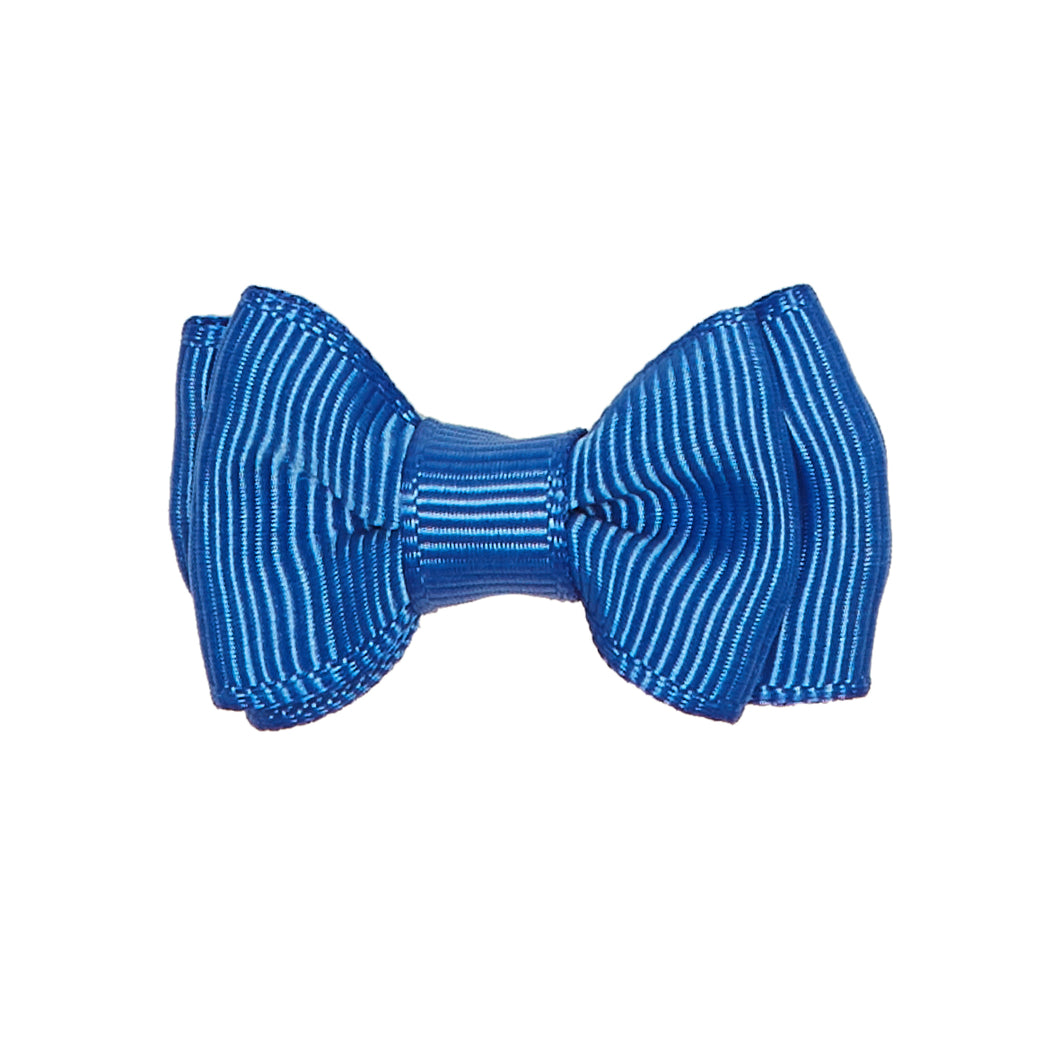 ROYAL BLUE MEDIUM  BOW