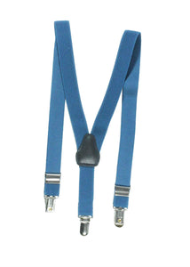 DENIM BLUE BRACES