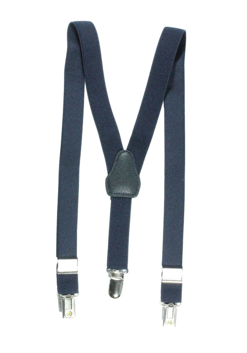 NAVY BLUE BRACES